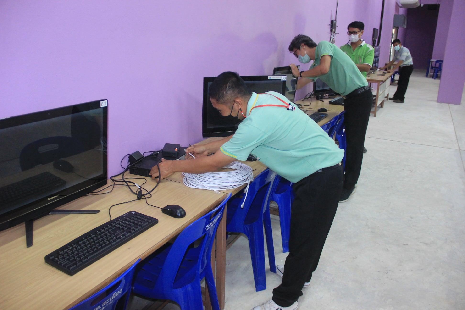 มหาวิทยาลัยราชภัฏเพชรบูรณ์ เตรียมความพร้อมจัดตั้งโรงพยาบาลสนามแห่งที่ 2
